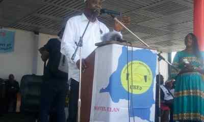 RDC : Adolphe Muzito présente les candidats du «Nouvel élan» ! 8