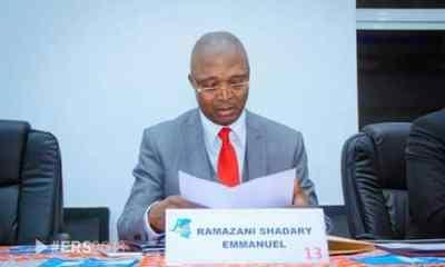 RDC : quels chiffres pour Emmanuel Shadary, le dauphin? 16