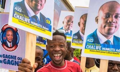 RDC : les cinq priorités de Chalwe Munkutu Adam pour Lubumbashi 2