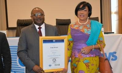 Afrique : Congo Airways primée «compagnie aérienne de l'année» dans la catégorie «progrès» 8