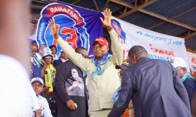 Shadary aux katangais: «aidez-moi à devenir président de la République» 4