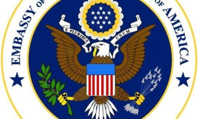 RDC: menacée d'attaque terroriste, l'Ambassade des USA restera fermée ce lundi 12
