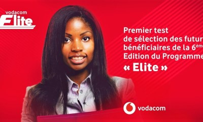 """RDC : lancement du premier test du programme """"Vodacom Elite 2018"""" 8"""