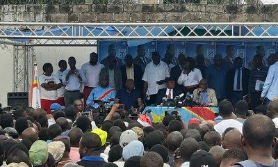 RDC: pour FatshiVit, la campagne se poursuit selon l'article 28 de la loi électorale 16