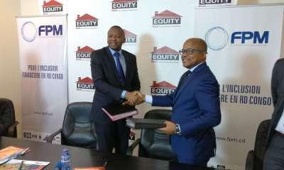 RDC : FPM - Equity Bank, un partenariat pour booster l'Agrobusiness 1