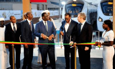 Dakar : réception du Train express régional à la pointe de la technologie ! 1