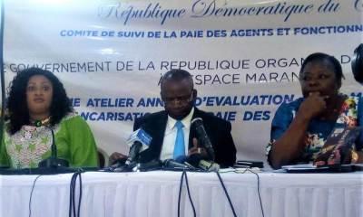 RDC : le CSP n'est pas rémunéré grâce aux retenus de salaires des agents de l'Etat 6