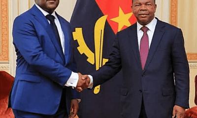 RDC-Angola : Tshisekedi et Lourenço font de la coopération leur priorité ! 15