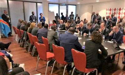 RDC: la vision stratégique d'investissements présentée aux businessmen à Kigali!  22