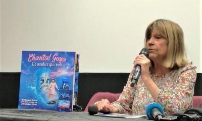 Kinshasa: Divo présente Chantal Goya en deux spectacles à Showbuzz ce week-end! 6