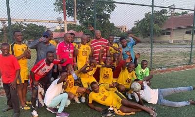 Kinshasa : DIVO remporte le tournoi « Foot business challenge » 13