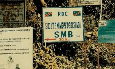 RDC : la société minière de Bisunzu dans le viseur de la Douane-DGDA 1