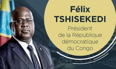 Africa CEO Forum: Tshisekedi exposera son projet de relance économique 25