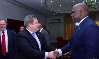 RDC : l'agenda du séjour de Félix Tshisekedi à Washington! 2
