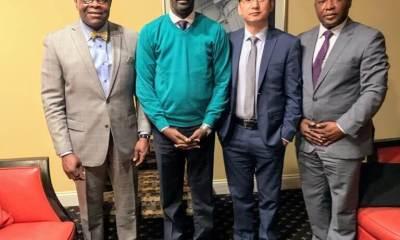 RDC : ANAPI sensibilise des hommes d'affaires texans à Washington 9