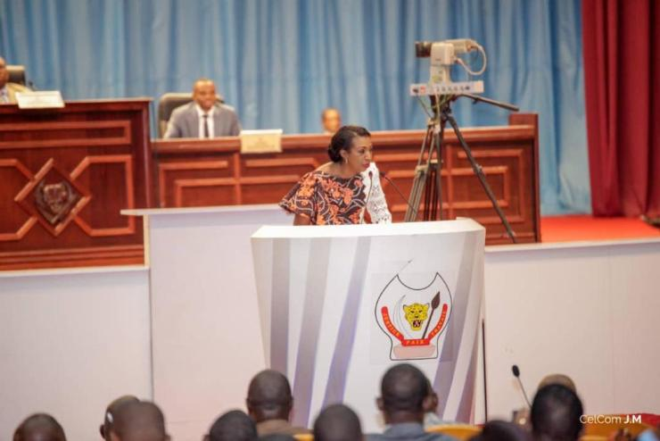 RDC: Assemblée nationale, des candidats au Bureau présentent leurs visions 4
