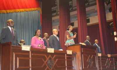 RDC : Assemblée nationale, Mabunda prend les commandes du Bureau élu ! 31