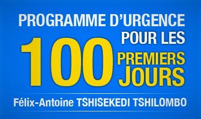 RDC: programme 100 jours, où en est Fatshi avec le financement de 304 millions USD? 108