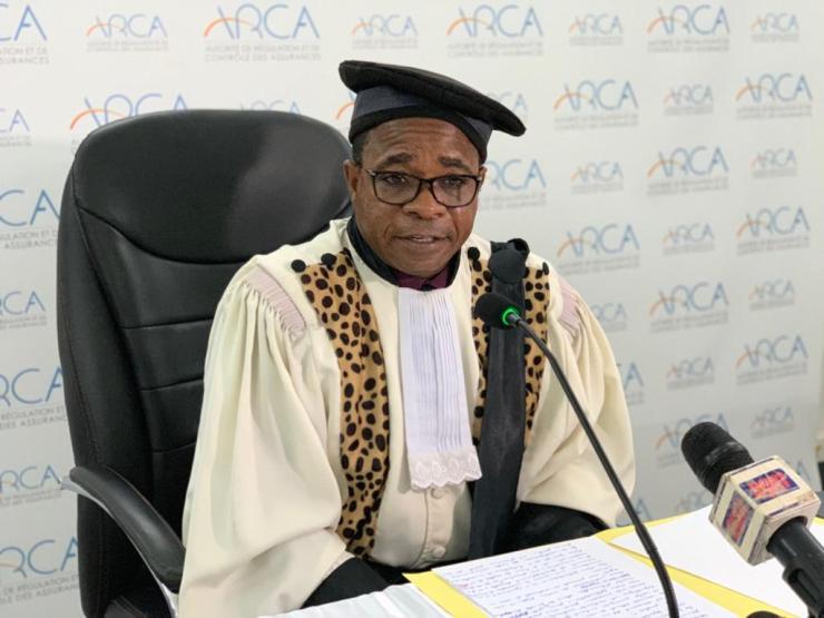 RDC : ARCA, les treize premiers officiers de police judiciaire prêtent serment ! 2