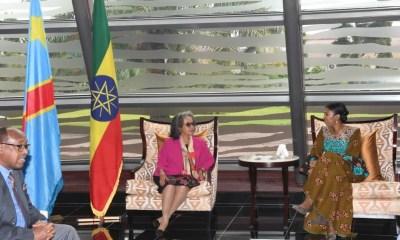 RDC : coopération économique, la présidente d'Éthiopie séjourne à Kinshasa ! 7