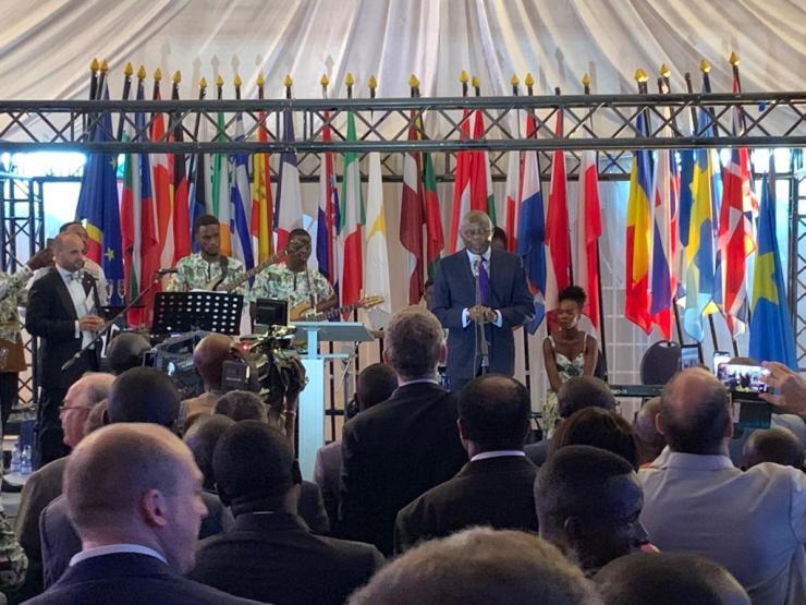 RDC : programme 100 jours, le taux de réalisation dépasse 75% (Kamerhe) 3