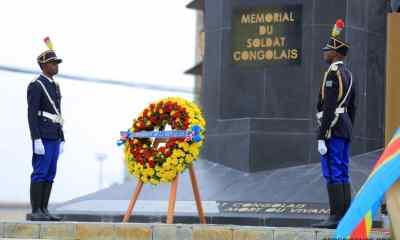 RDC : le chef de l'Etat remet des allocations de fin de carrière à 267 soldats 52