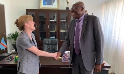 RDC-USA: Melanie Higgins boucle son séjour de consolidation des relations bilatérales 90