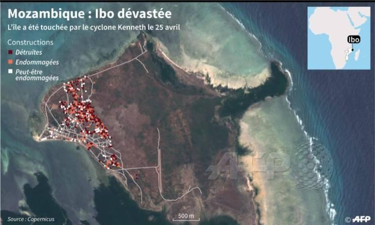 Afrique: 700 millions USD de la Banque mondiale aux pays touchés par le cyclone Idai  2