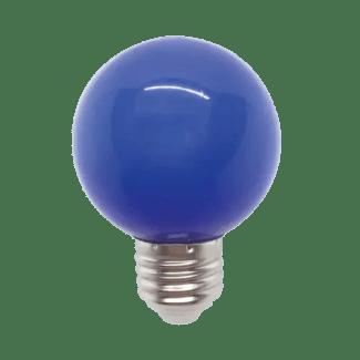 LED SIJALICA GLOBE, 3W, G45, E27, PLAVA, 99LED822 - Cena