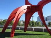 Alexander Calder's The Eagle