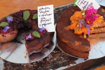 Gluten-free cakes from Cakes by Anna
