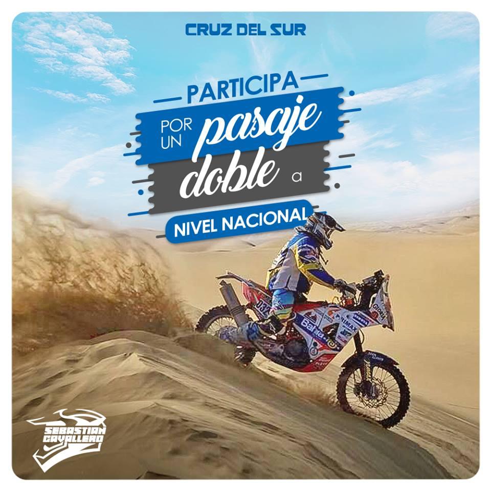 Sorteo_Cavallero_Dakar2019