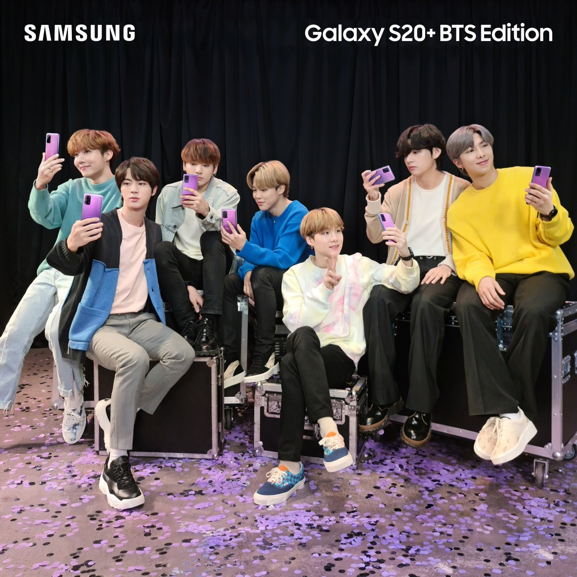 BTS - Galaxy 20