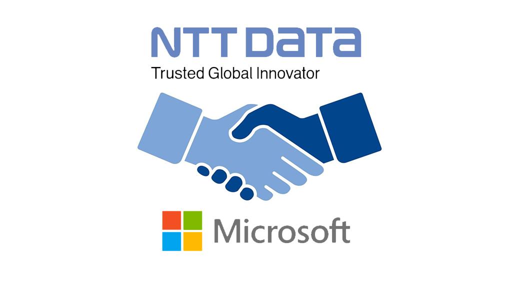 Microsoft y NTT data