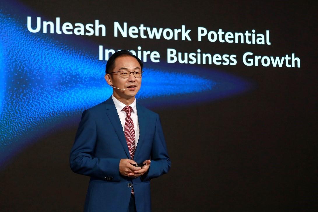 Ryan Ding, de Huawei Liberar todo el potencial de la red para inspirar el crecimiento del negocio