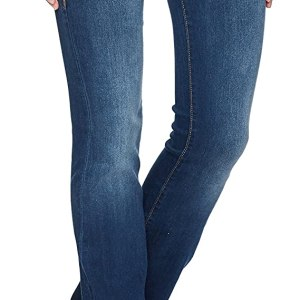 True Religion Bootcut Jeans Becca Mid Rise Zoomer Zones 1