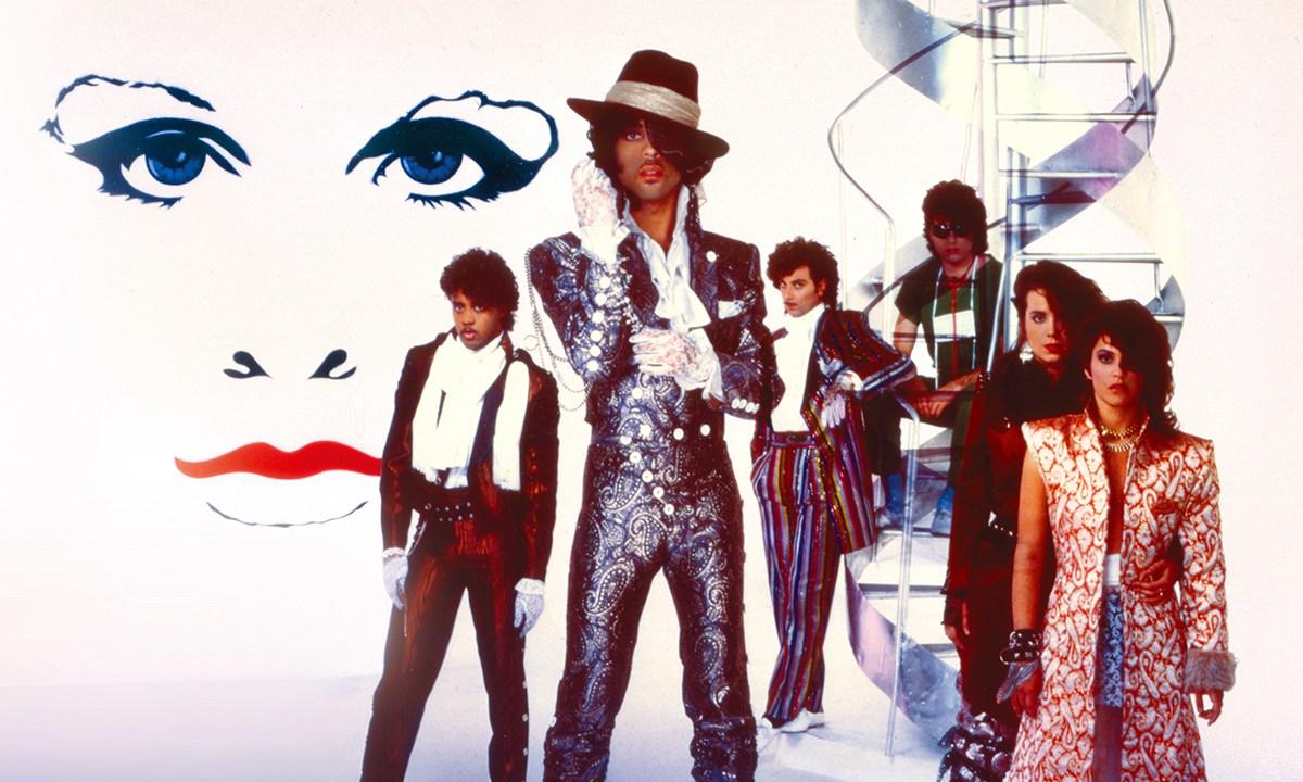 prince and the revolution new splash1