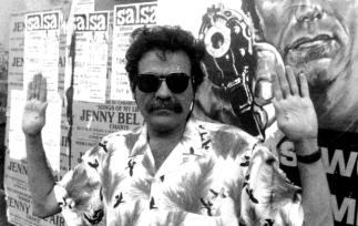 Imágenes (1973) aborda las diferentes formas de represión durante el periodo de la dictadura militar.