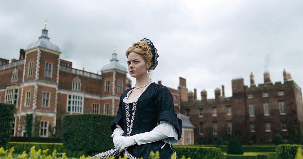 Emma Stone en La favorita (Yorgos Lanthimos)