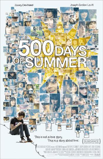 poster 500 dias con ella