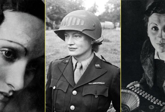 fotografas de la guerra