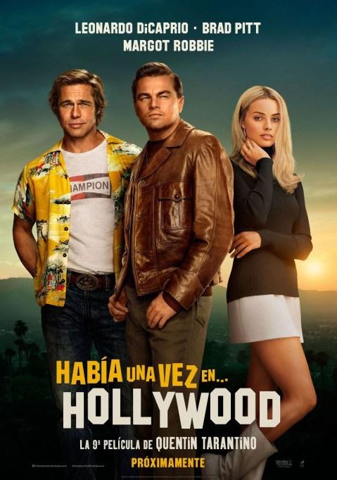 habia una veze280a6en hollywood poster