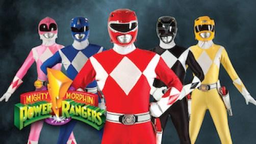 mighty power rangers
