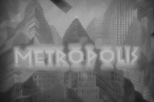 metropolis pelicula creditos