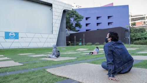Foro al Aire Libre Cineteca Nacional