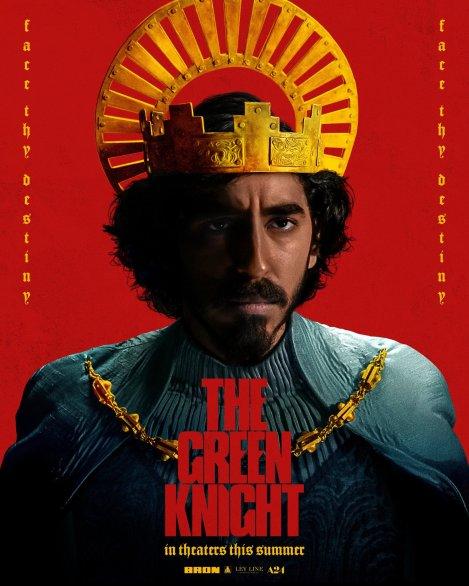 """""""La mejor actuación de toda la carrera de Patel"""" así ha recibido la crítica a The Green Knight"""