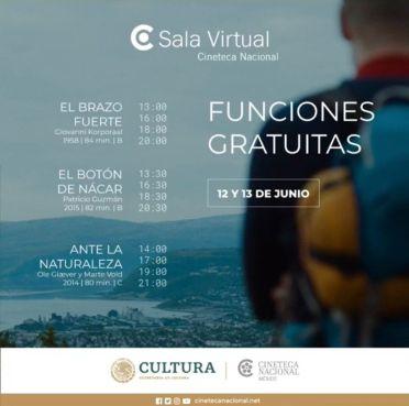 Sala Virtual | Cineteca Nacional