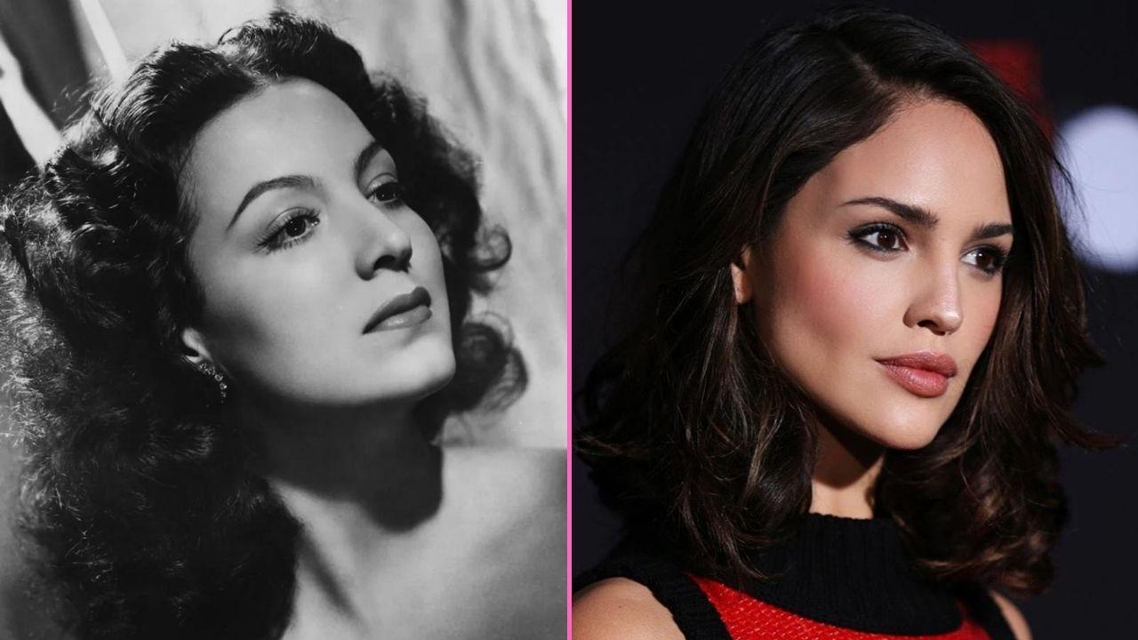 Eiza González interpretará a María Felix en biopic