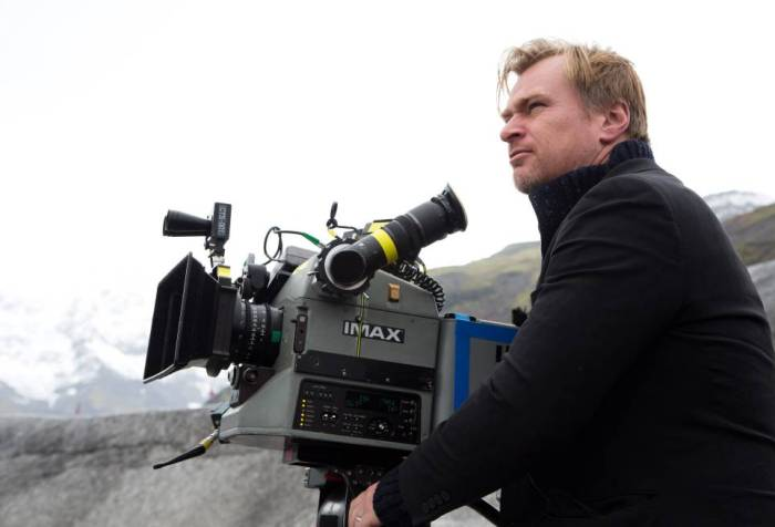 Christopher Nolan deja a