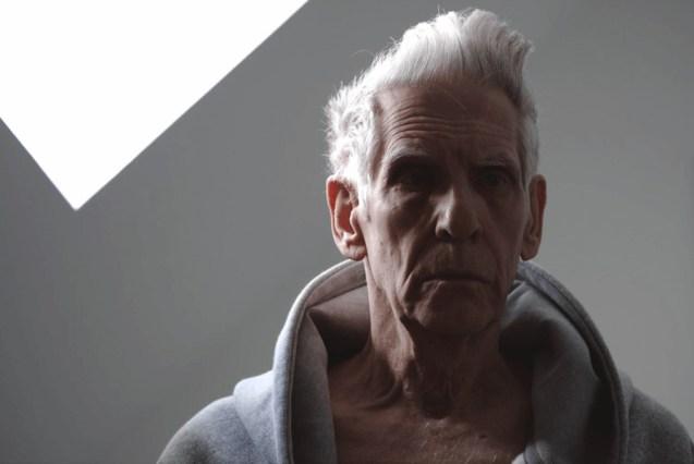 David Cronenberg imagina su muerte en un cortometraje